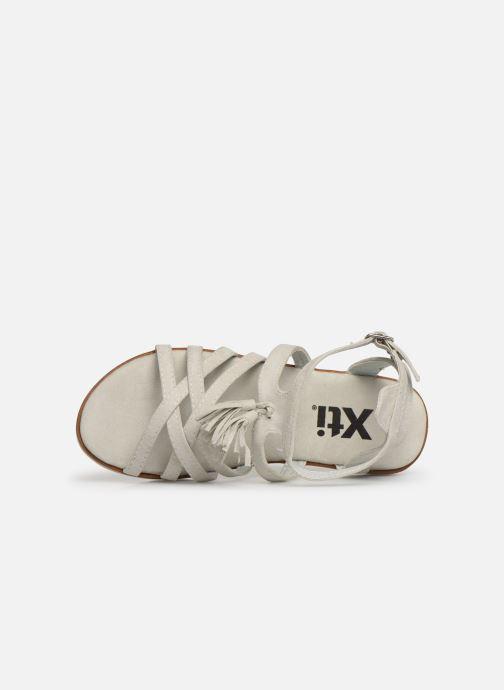 Sandales et nu-pieds Xti 56781 Blanc vue gauche