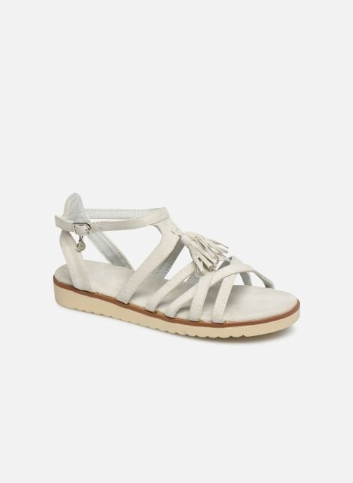 Sandals Xti 56781 White detailed view/ Pair view