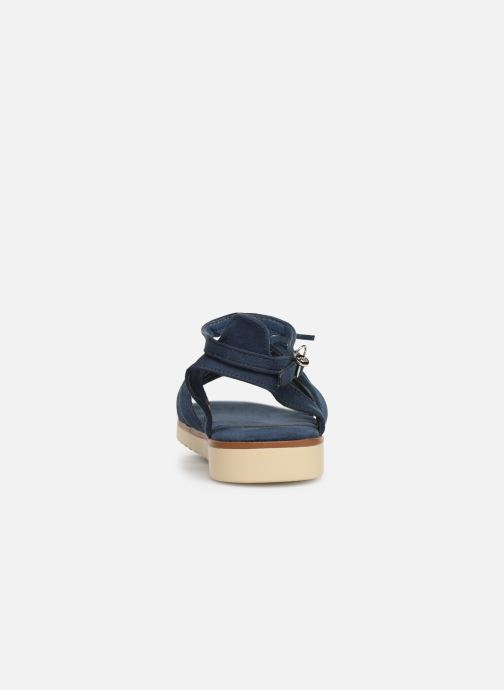 Sandalen Xti 56781 Blauw rechts