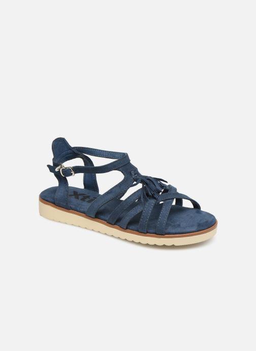 Sandales et nu-pieds Xti 56781 Bleu vue détail/paire