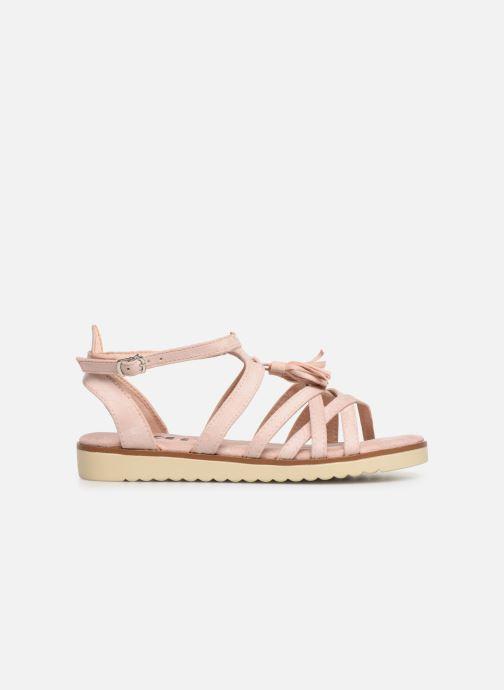 Sandales et nu-pieds Xti 56781 Rose vue derrière