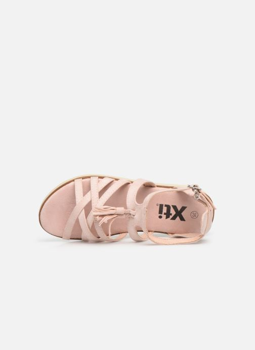 Sandalen Xti 56781 Roze links