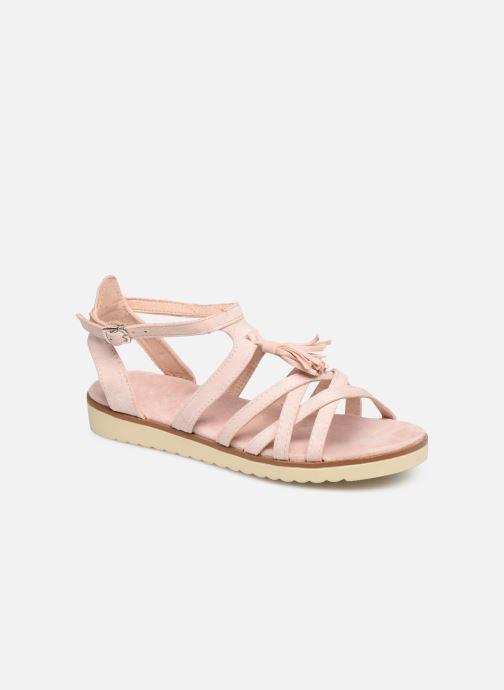 Sandaler Xti 56781 Pink detaljeret billede af skoene