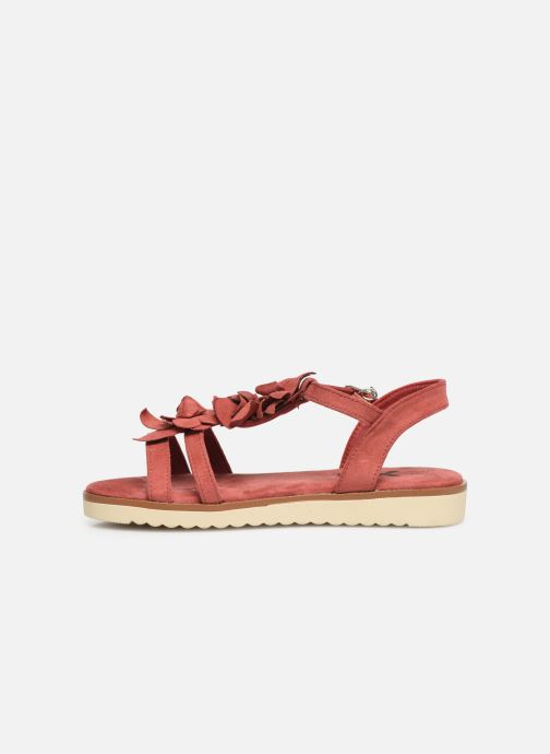 Sandals Xti 56869 Red front view