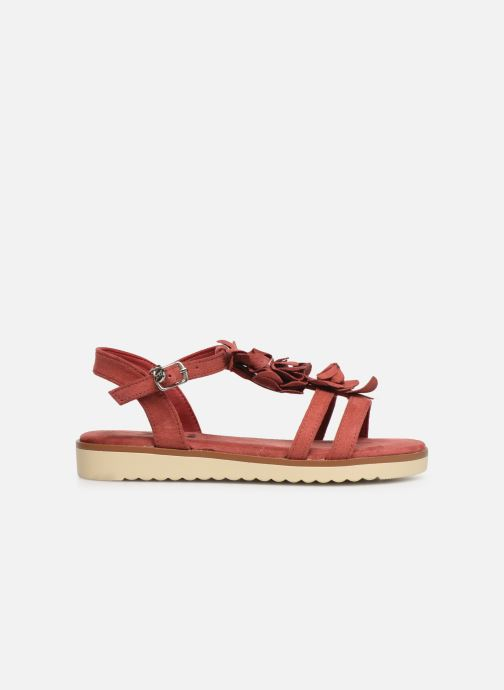 Sandals Xti 56869 Red back view