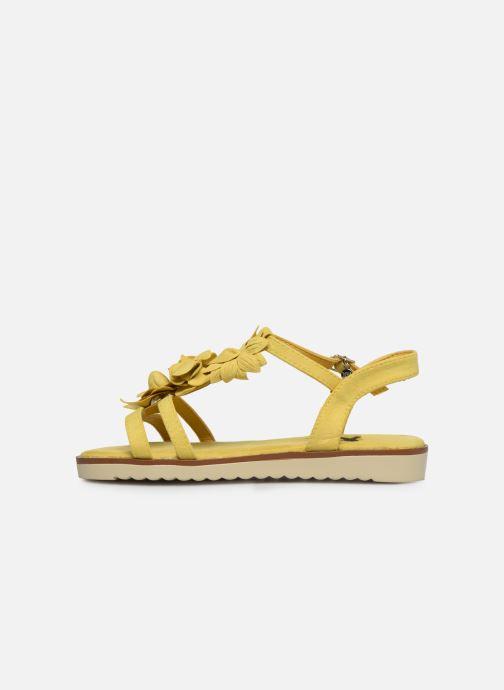 Sandales et nu-pieds Xti 56869 Jaune vue face