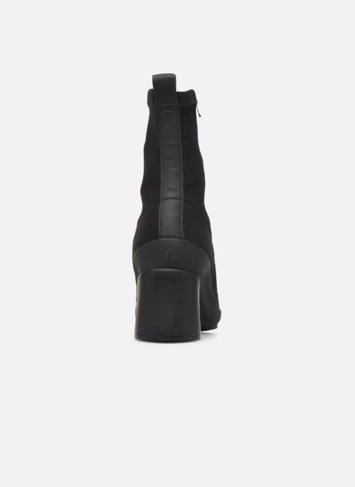 Ankle boots Camper Upright K400370 Black view from the right