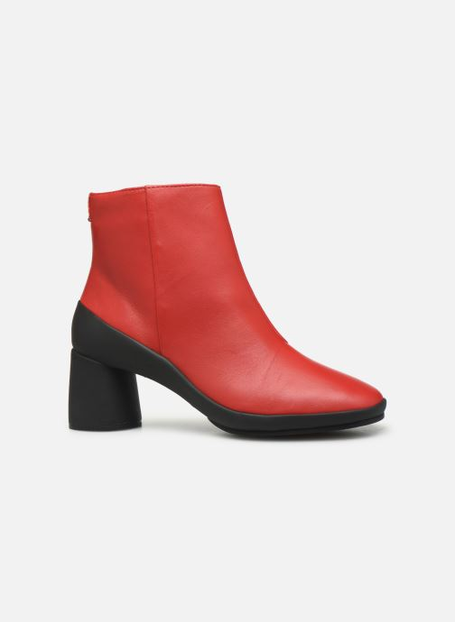 Ankle boots Camper Upright K400371 Red back view