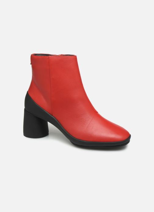 Ankle boots Camper Upright K400371 Red detailed view/ Pair view