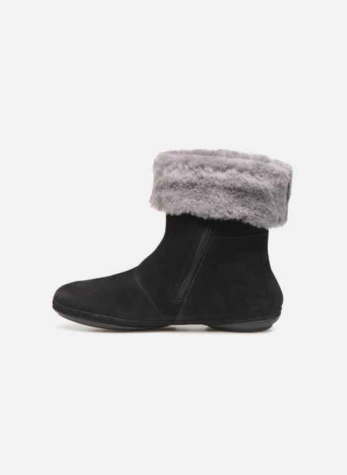 Bottines et boots Camper Right Nina K400378 Noir vue face