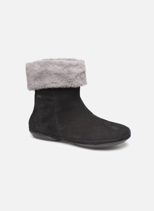 Bottines et boots Camper Right Nina K400378 Noir vue détail/paire