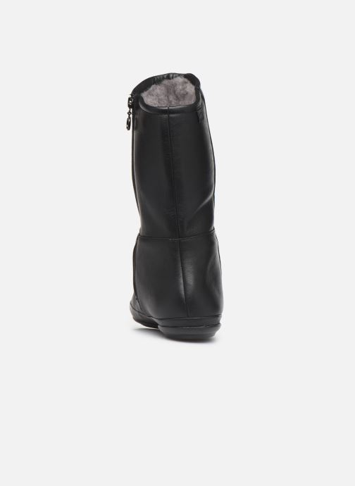 Boots & wellies Camper Right Nina K400379 Black view from the right