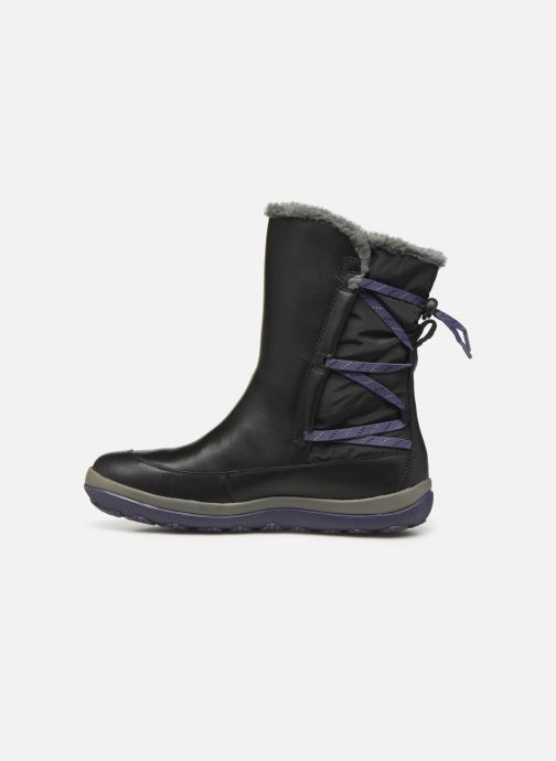 Ankle boots Camper Peu Pista GM K400386 Black front view