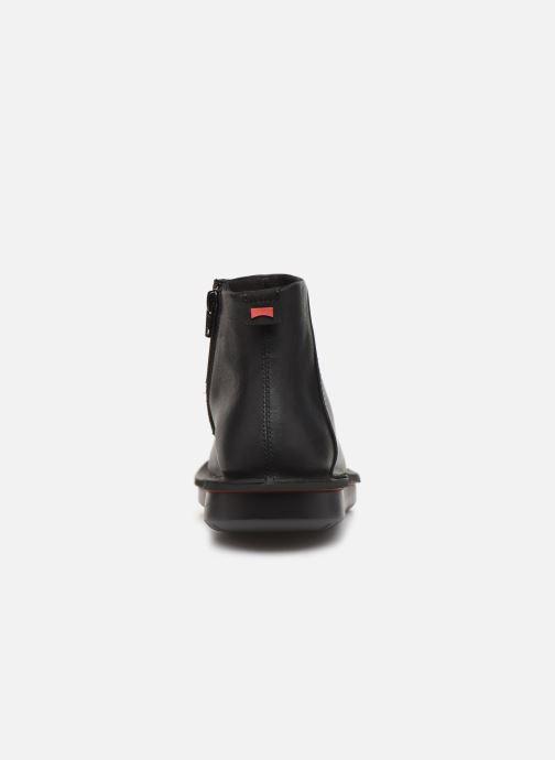Bottines et boots Camper Formiga K400391 Noir vue droite
