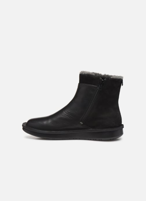 Ankle boots Camper Formiga K400403 Black front view