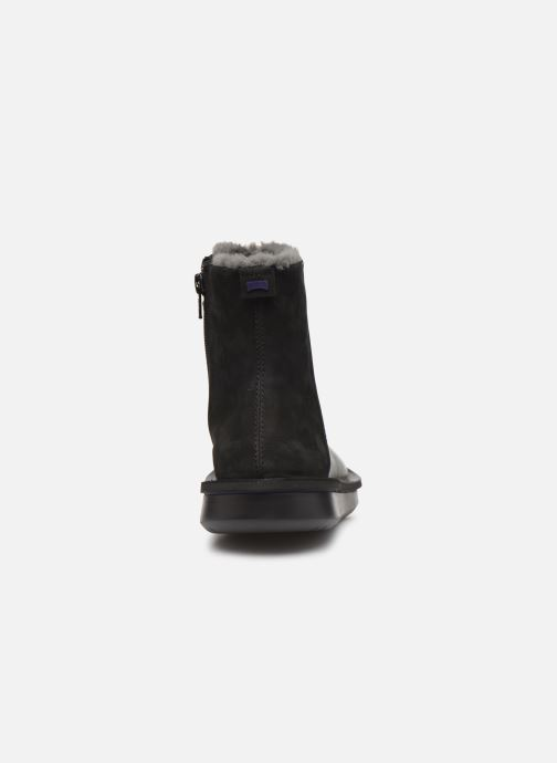 Ankle boots Camper Formiga K400403 Black view from the right