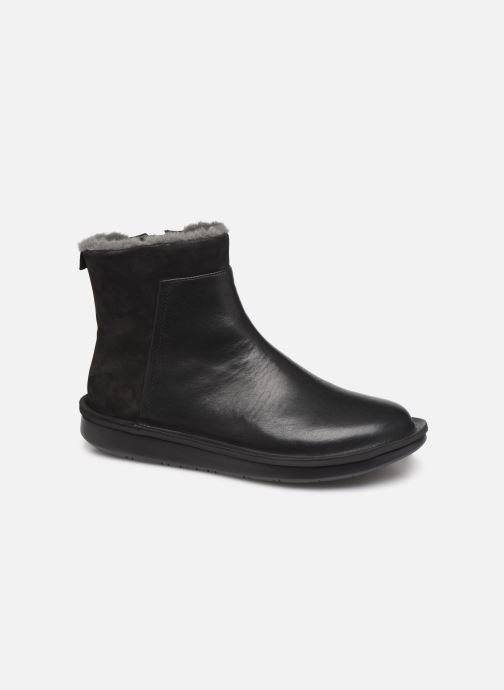 Ankle boots Camper Formiga K400403 Black detailed view/ Pair view