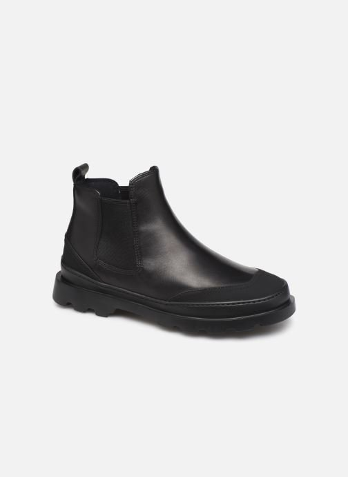 Ankle boots Camper Brutus K400407 Black detailed view/ Pair view