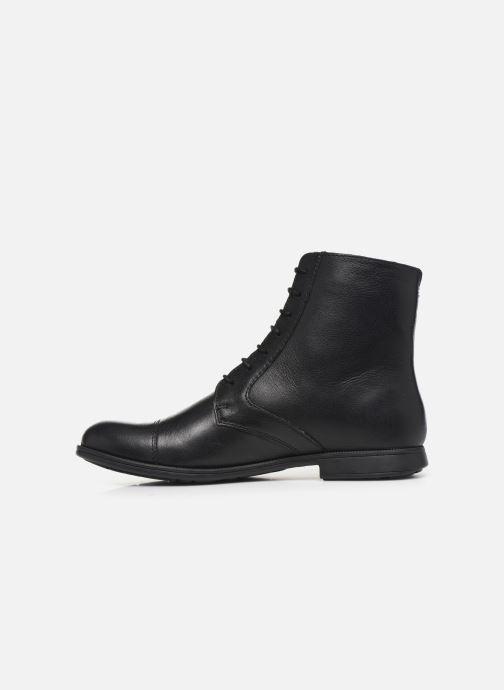 Bottines et boots Camper 1913 K400418 Noir vue face