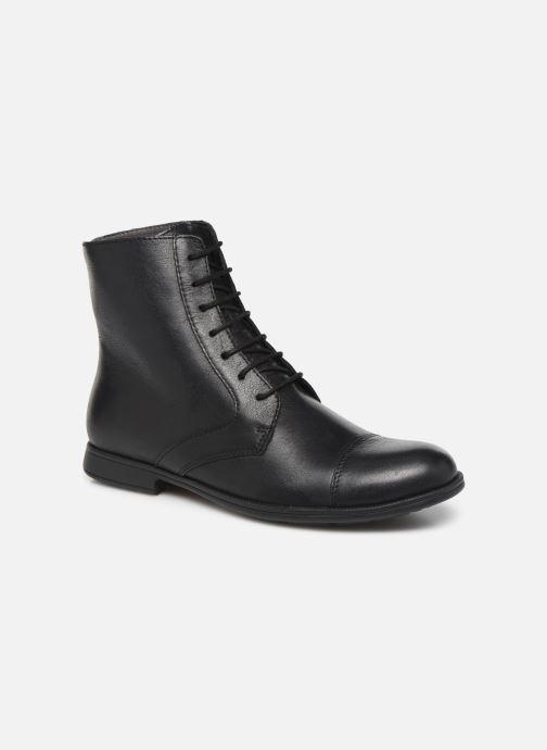 Bottines et boots Camper 1913 K400418 Noir vue détail/paire
