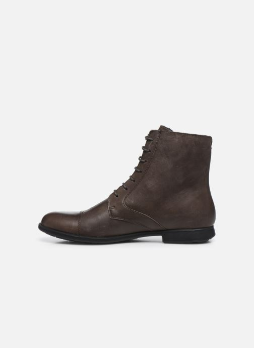 Bottines et boots Camper 1913 K400418 Marron vue face