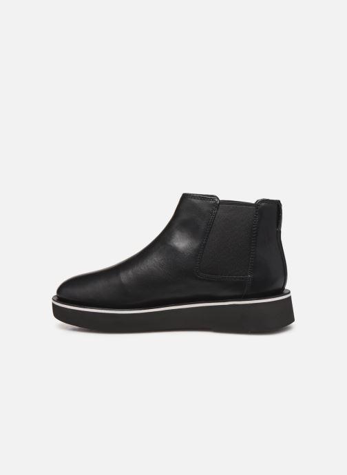 Bottines et boots Camper Tyra K400427 Noir vue face