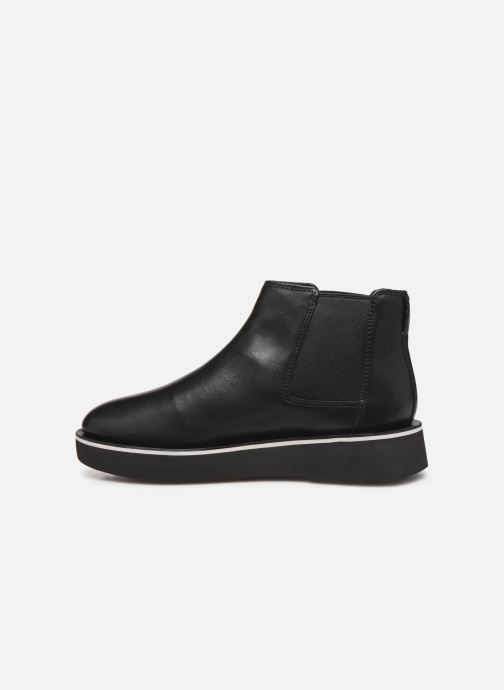 Ankle boots Camper Tyra K400427 Black front view