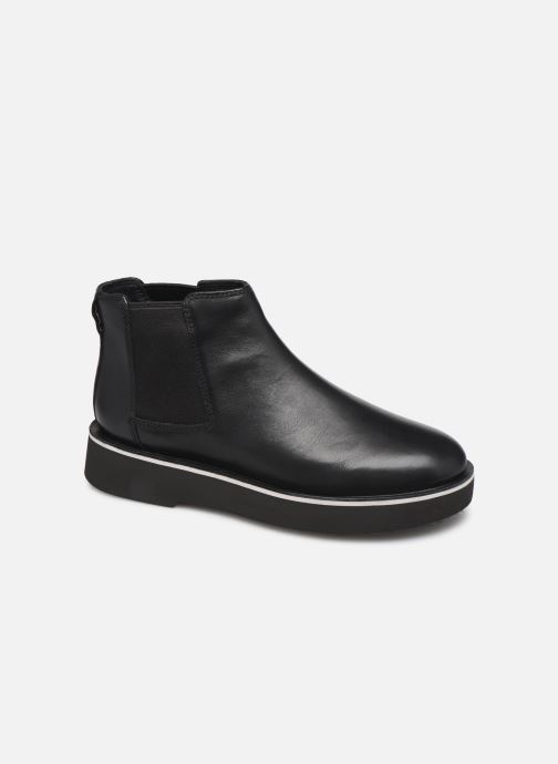 Ankle boots Camper Tyra K400427 Black detailed view/ Pair view
