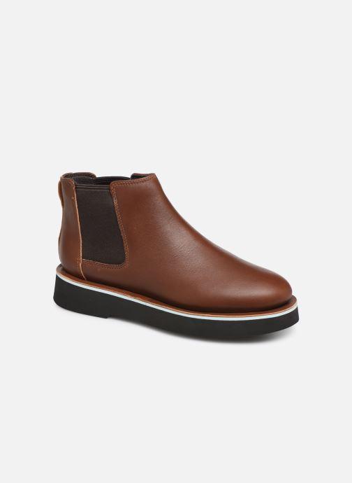 Bottines et boots Camper Tyra K400427 Marron vue détail/paire