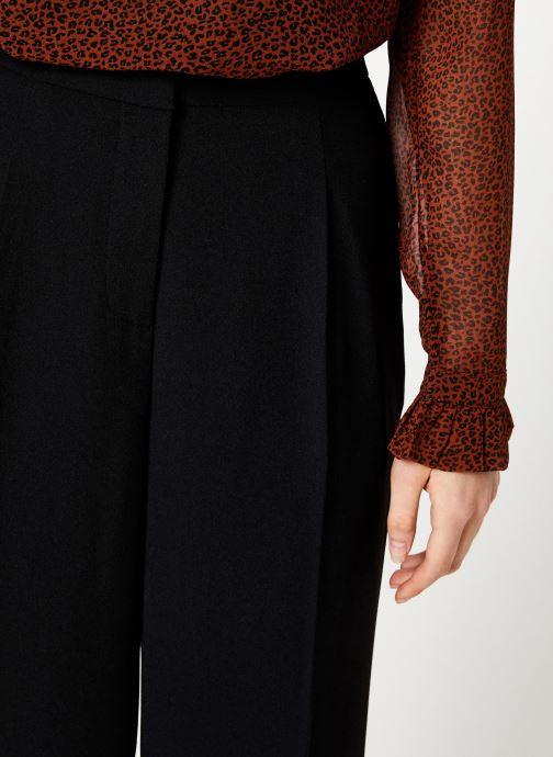 Vêtements Selected Femme Slftinni Pant Noir vue face