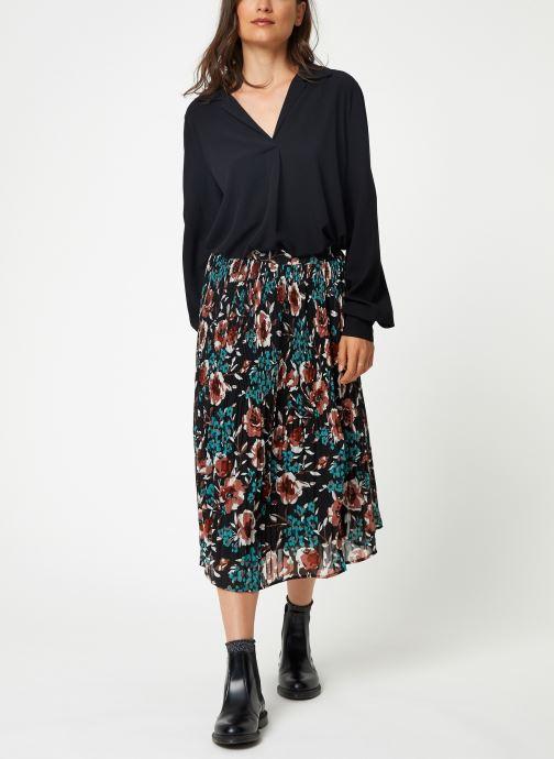 Vêtements Selected Femme Slfdaisy Top Noir vue bas / vue portée sac