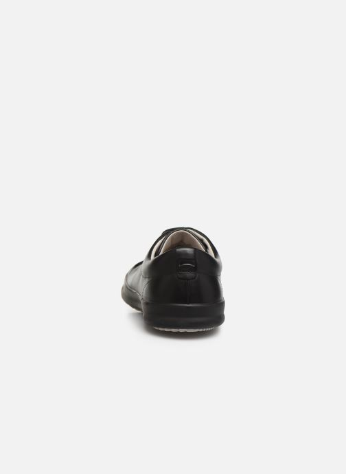 Sneakers Camper CHASSIS Zwart rechts