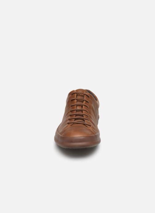 Sneaker Camper CHASSIS braun schuhe getragen