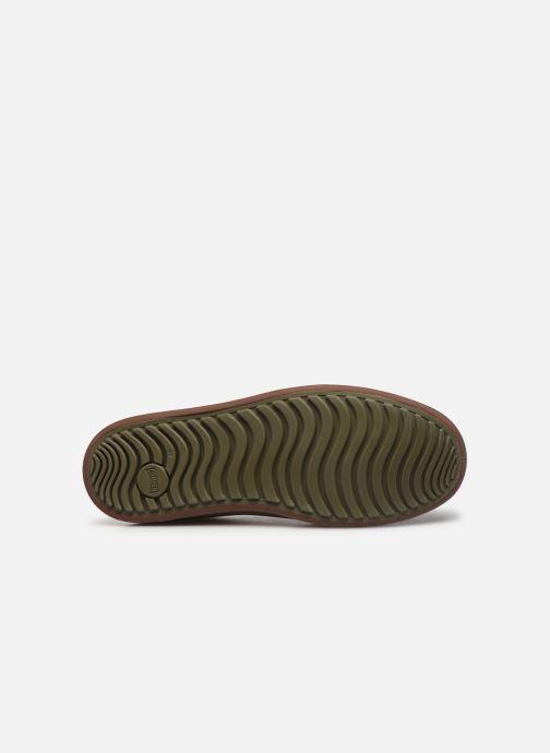 Sneaker Camper CHASSIS braun ansicht von oben