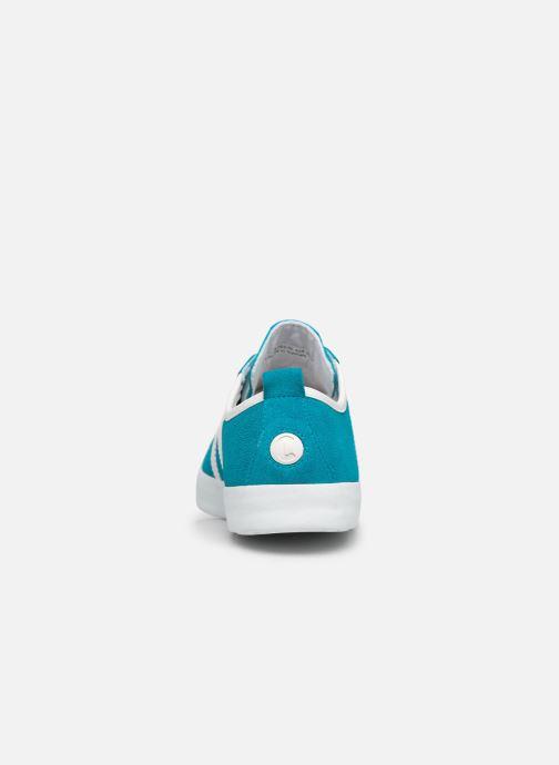 Baskets Camper Imar Copa K100518 Bleu vue droite
