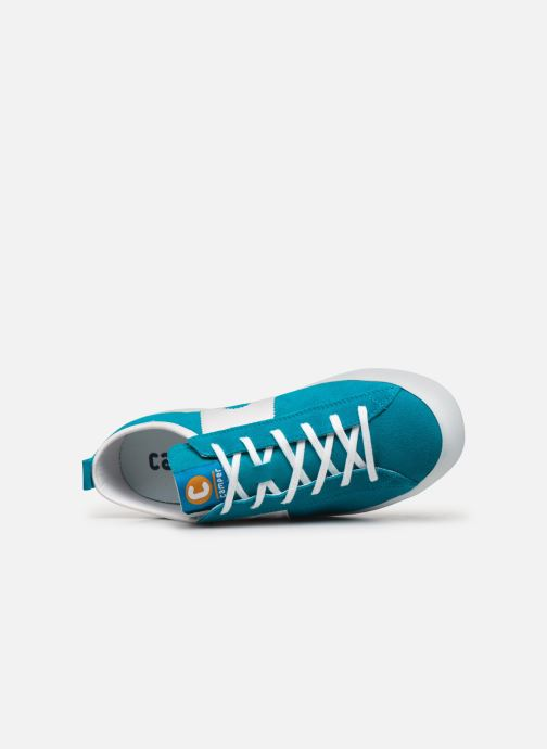 Baskets Camper Imar Copa K100518 Bleu vue gauche