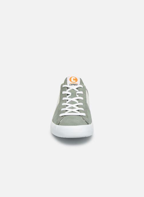 Sneaker Camper Imar Copa K100518 blau schuhe getragen