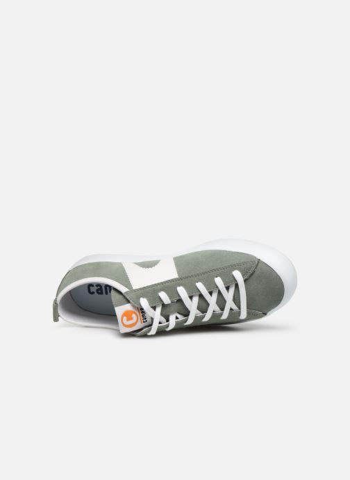 Sneaker Camper Imar Copa K100518 blau ansicht von links