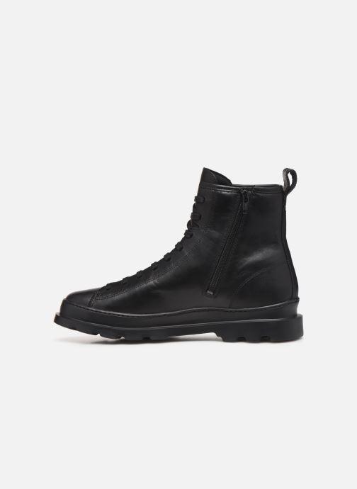 Bottines et boots Camper Brutus K300245 Noir vue face