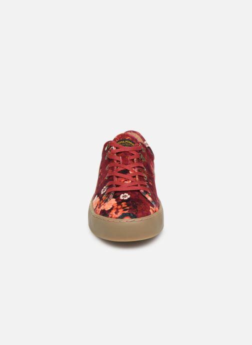 Baskets Pataugas Sixtine C Multicolore vue portées chaussures