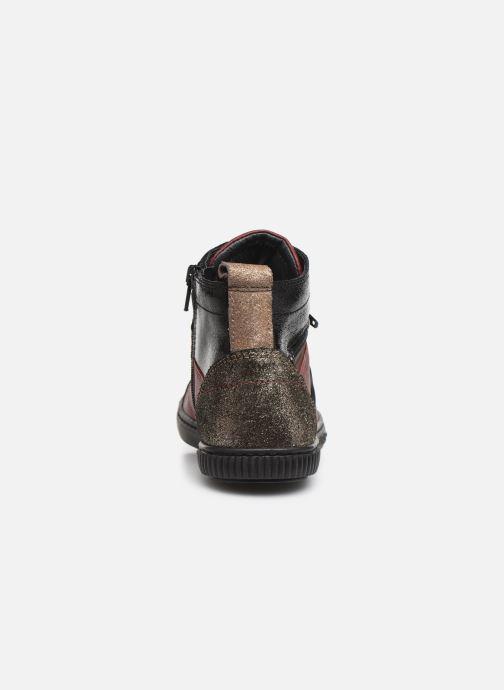 Sneakers Pataugas Banjou C Bordò immagine destra