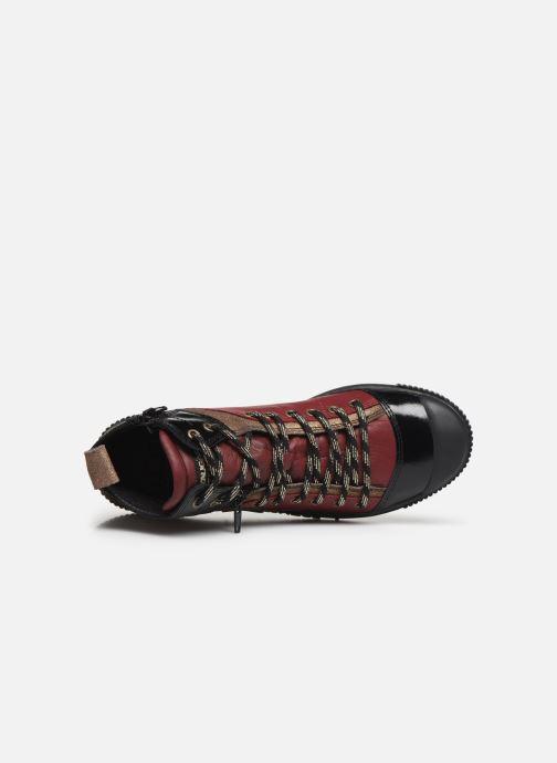 Sneakers Pataugas Banjou C Bordò immagine sinistra