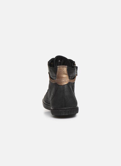 Sneakers Pataugas Bono/N C Zwart rechts