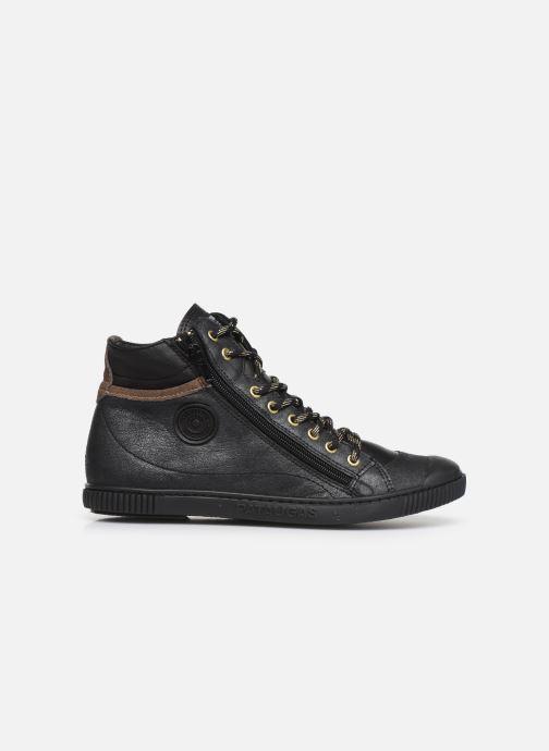 Sneakers Pataugas Bono/N C Zwart achterkant