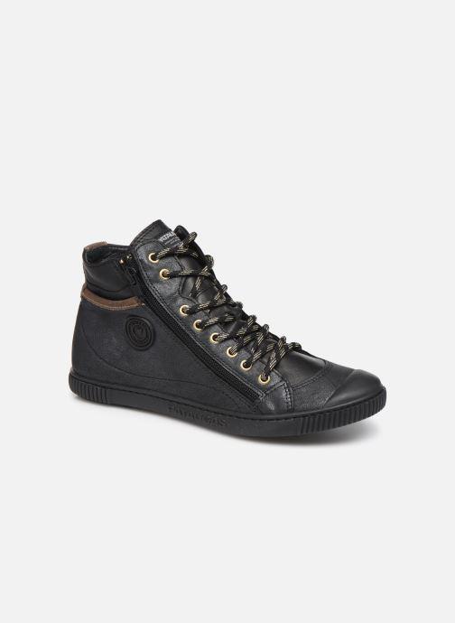Sneakers Pataugas Bono/N C Zwart detail