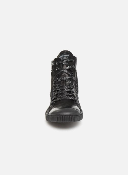 Baskets Pataugas Bono/G C Noir vue portées chaussures