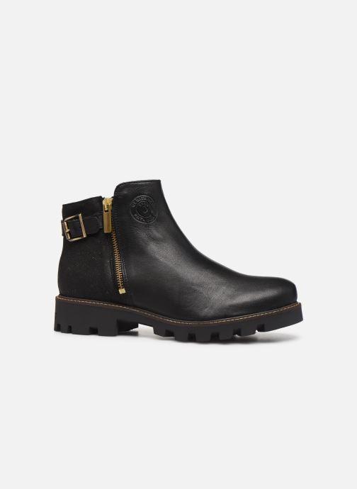 Bottines et boots Pataugas Clara C Noir vue derrière
