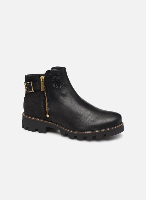 Bottines et boots Pataugas Clara C Noir vue détail/paire