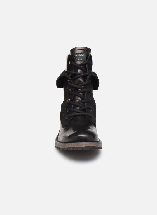 Bottines et boots Pataugas Deday C Noir vue portées chaussures