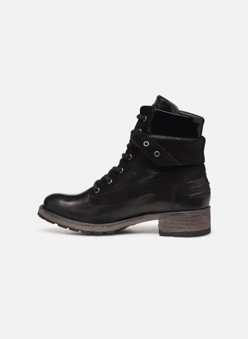 Bottines et boots Pataugas Deday C Noir vue face